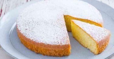 Gâteau sans lait