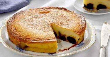 Flan aux prunes ou far breton