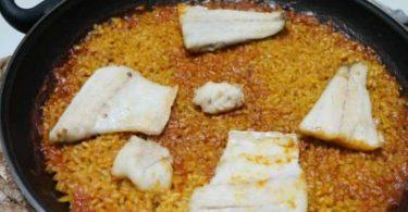Recette de riz au chaudron murcien