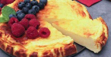 Gâteau au yaourt grec Dessert crémeux et facile