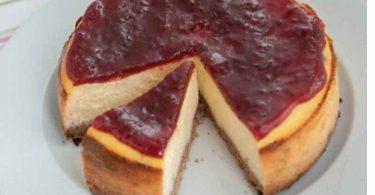 Cheesecake américain ou cheesecake new-yorkais