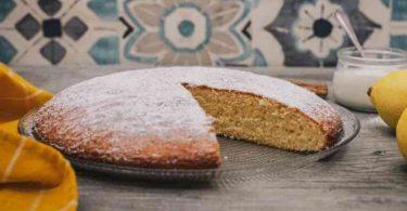 Gâteau au citron et au yaourt facile